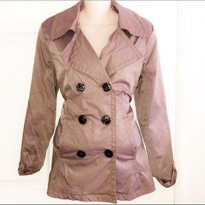 MERONA Tan Trench Coat